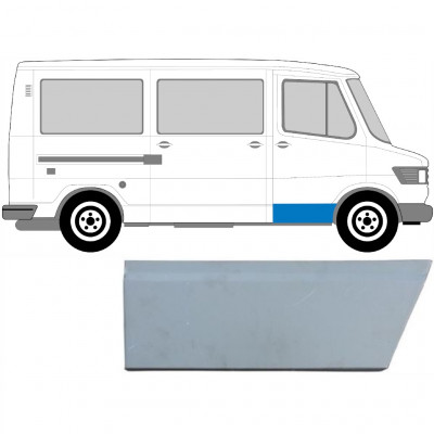 MERCEDES T1 1977-1996 FRONT TÜR REPARATURBLECH / RECHTS