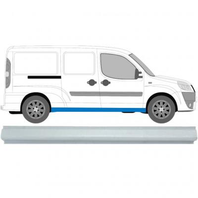 FIAT DOBLO MAXI 2001-2010 SCHWELLE REPARATURBLECH / R=L
