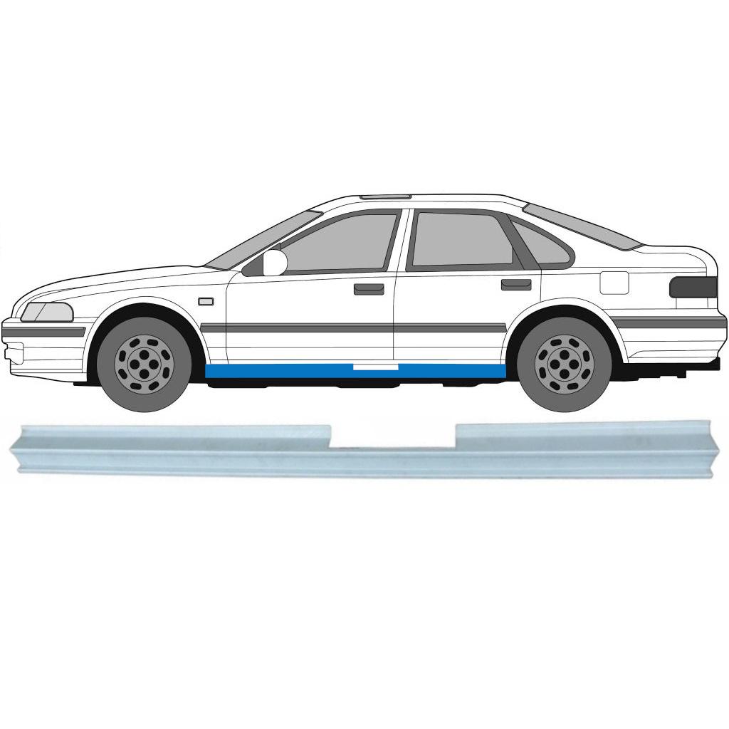 HONDA ACCORD 1993-1998 4 TÜR SCHWELLE REPARATURBLECH / LINKS