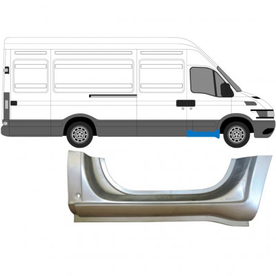 IVECO DAILY 1999-2006 FRONT SILL DOORSTEP PANEL / RIGHT