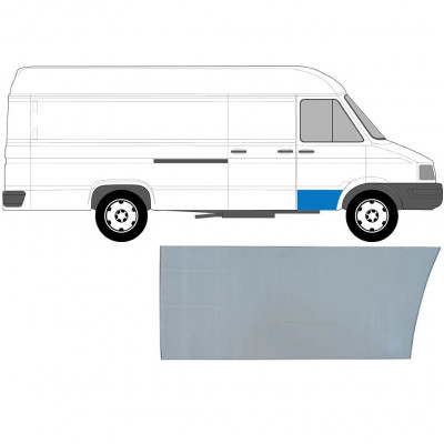 IVECO DAILY 1978-1999 FRONT DOOR PANEL / RIGHT