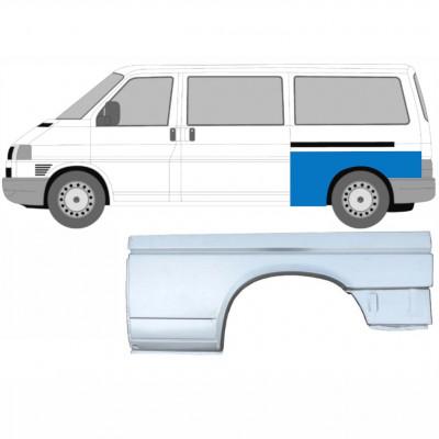 VW T4 1990-2003 LWB HINTERER FLÜGEL REPARATURBLECH / LINKS