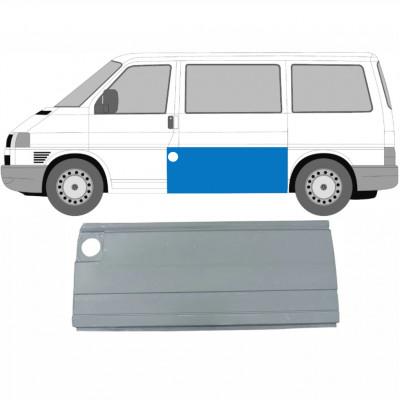VW T4 1990-2003 HOCHSEITE HAUT REPARATURBLECH/ LINKS