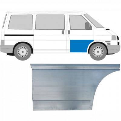 VW T4 1990-2003 FRONT TÜR AUßEN BLECH / RECHTS
