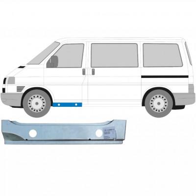 VW T4 1990-2003 FRONT TÜR INNEN SCHWELLE REPARATURBLECH / LINKS