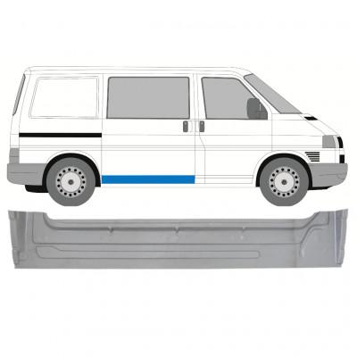 VW T4 1990- SCHIEBETÜR INNEN BLECH / RECHTS