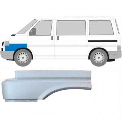 VW T4 1990-2003 FRONT FLÜGEL REPARATURBLECH / LINKS