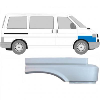 VW T4 1990-2003 FRONT FLÜGEL BLECH / RECHTS