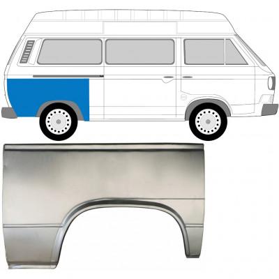 VW T3 1979-1992 HINTERER FLÜGEL REPARATURBLECH / RECHTS