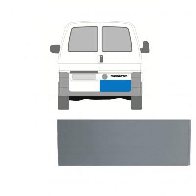 VW T4 1990-2003 HINTERE TÜR REPARATURBLECH / RECHTS